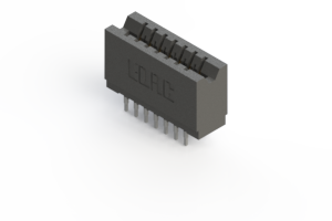 746-014-541-606 - Pressfit Card Edge Connector